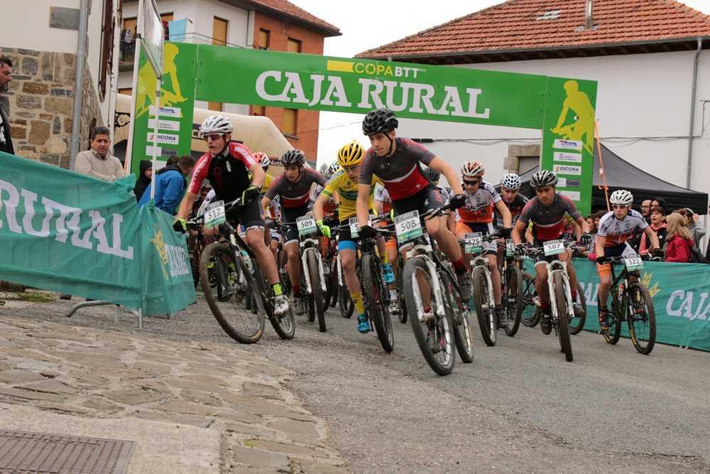 1 segunda salida jaurrieta Copa Caja Rural BTT 2016