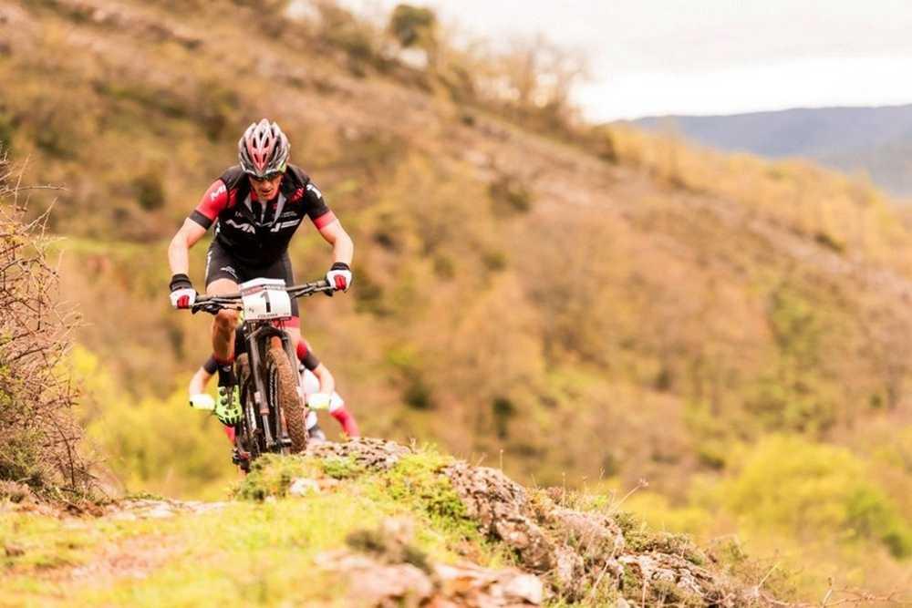Carlos Coloma etapa maratón de La Rioja Bike Race 2016
