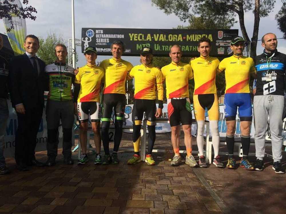 Clara Pirla (Iberobike – Vitoria Bikes by Atika) y Del Nero vencedores en la Yecla y líderes del Open de España Ultramarathon