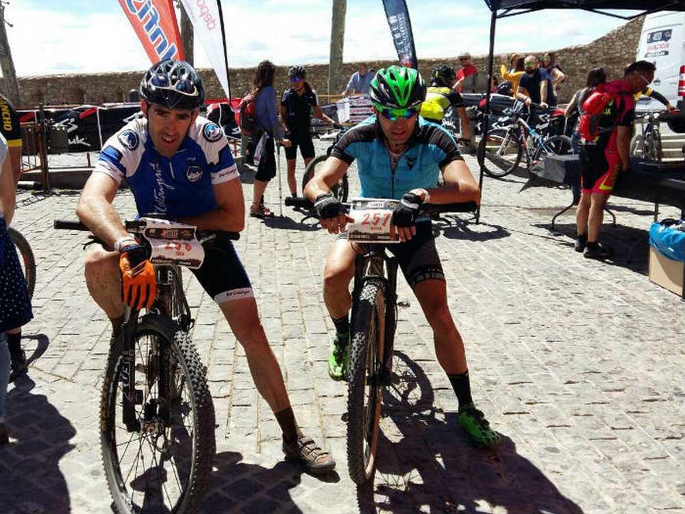 Final de segunda etapa Crónica Medxtrem 2016 por Oscar Santander (Iberobike - Vitoria Bikes by Atika)