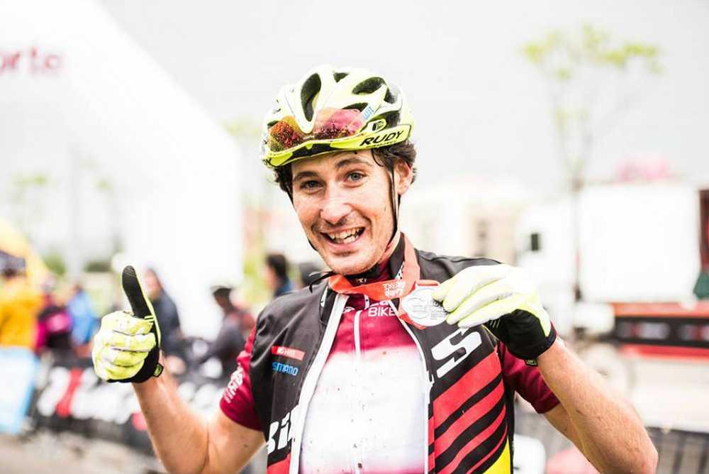 Hansueli Stauffer, ganador de La Rioja Bike Race 2016 más internacional