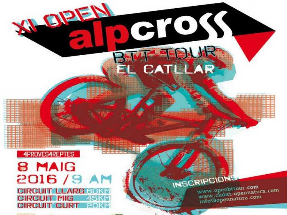 Open Alpcross BTT Tour 2016 El Catllar