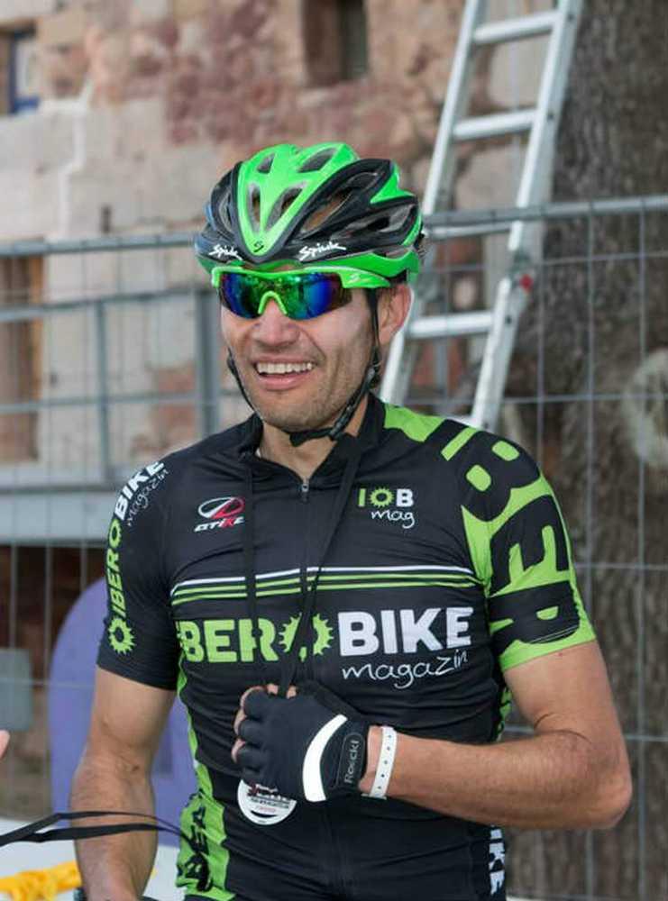 Oscar Santander (Iberobike - Vitoria Bikes by Atika)