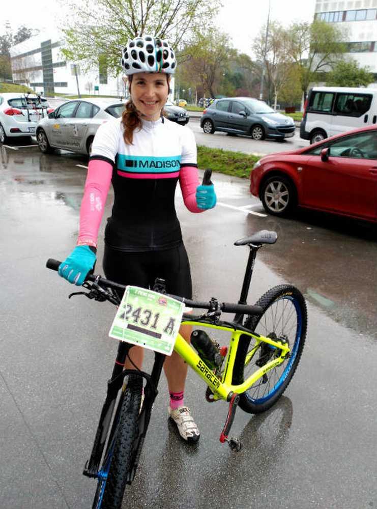 Pontevedra 4 Picos Bike - Desafio Rías Baixas por Silvia Blanco ( Saracen - Iberobike)