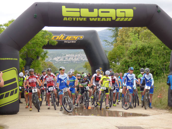 Salida de la Guara Tour Xtreme 2016