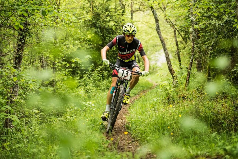 Stauffer etapa maratón de La Rioja Bike Race 2016