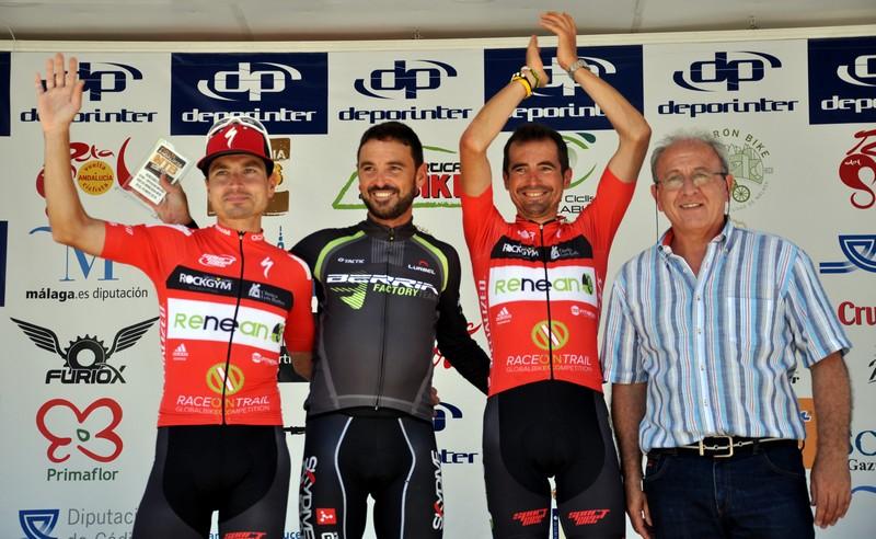 podium_masculino vuelta andalucia 2016