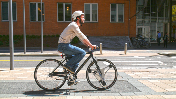 rueda para crear ebike