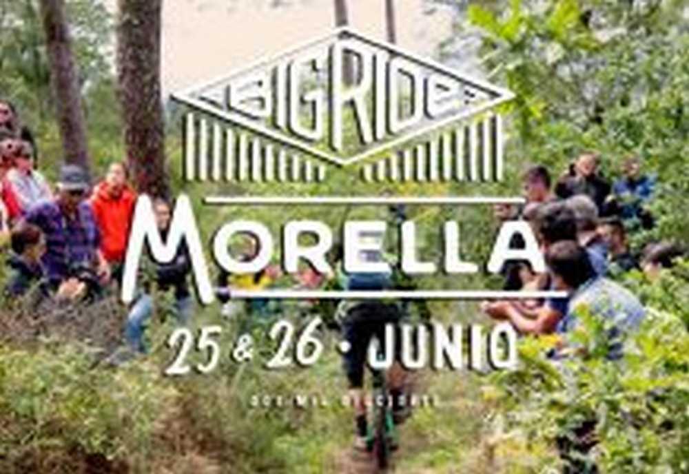Big Ride Morella 2016