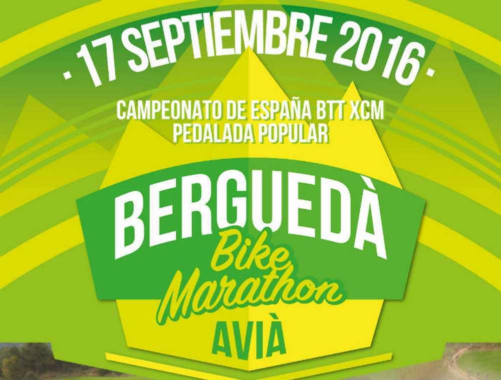 Campeonato de España de XCM Berguedà Bike Maratón