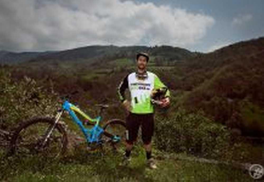 Entrevista a Borja Canella del equipo Iberobike - Merida bikes 1