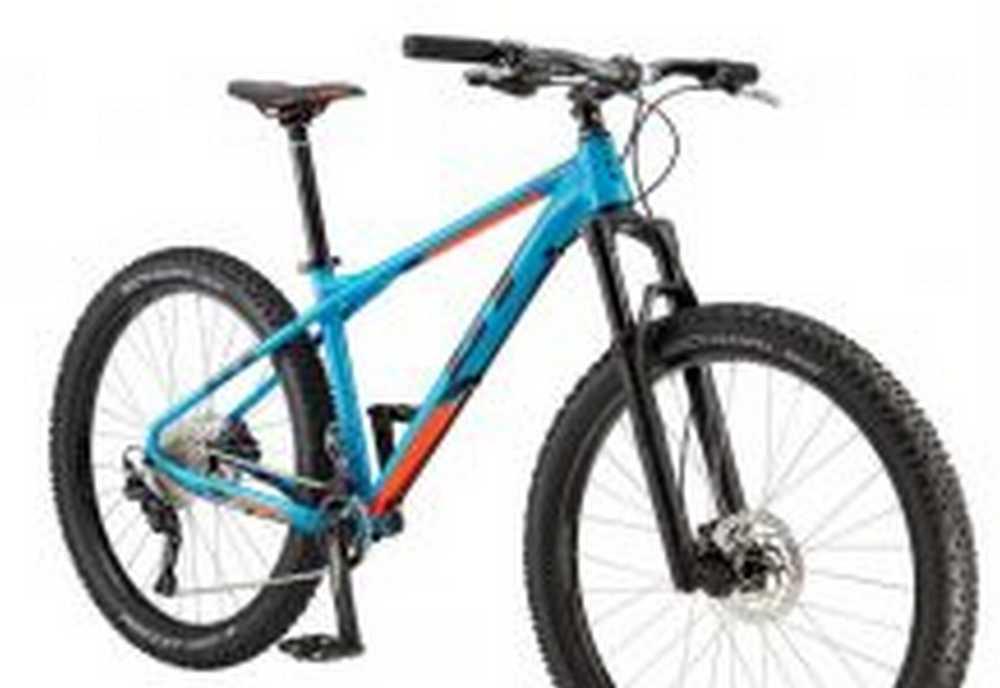 GT Bicycles presenta la Pantera 27,5+