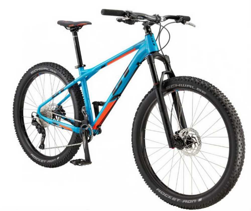 GT Bicycles presenta la Pantera 27,5+