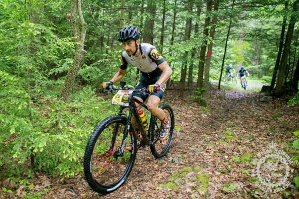 Pau Zamora tercero en la Trans-Sylvania Mountain Bike Epic 2016