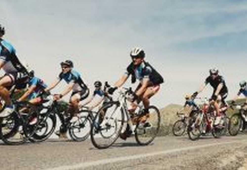 video de la marcha ciclista shimano sierra norte 2016