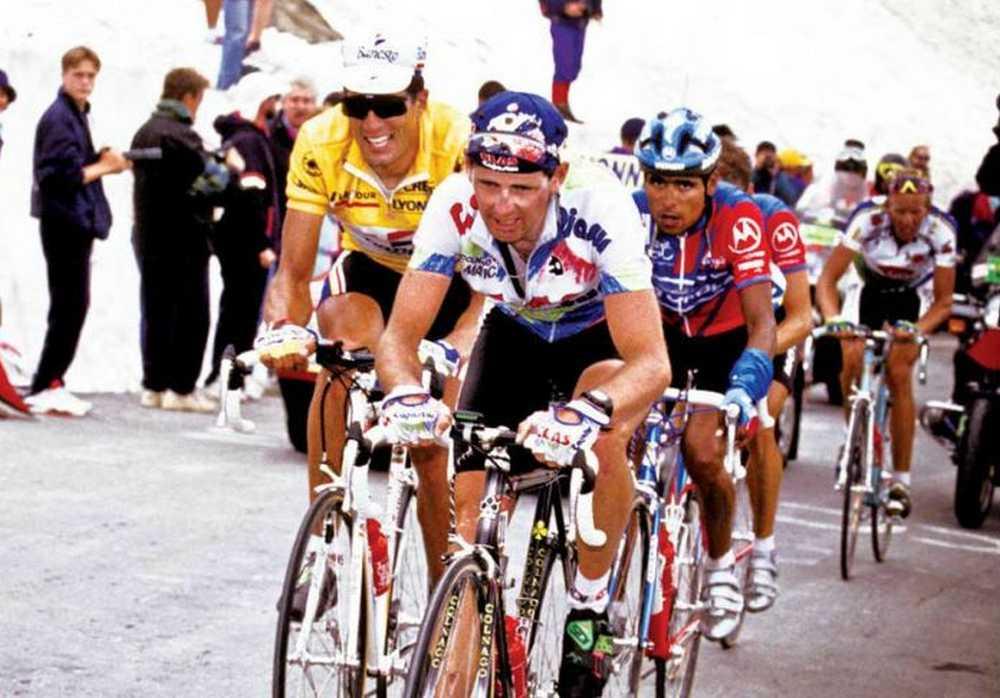Tony Rominger, padrino mítico para la Vuelta Cicloturista a Ibiza Campagnolo 2016