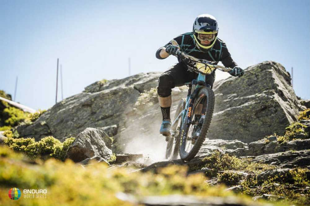 Richie Rude vencen en las Enduro World Series de La Thuile 2016