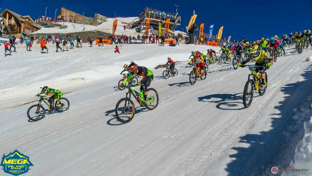 Vídeo Megavalanche Alpe d'Huez 2016