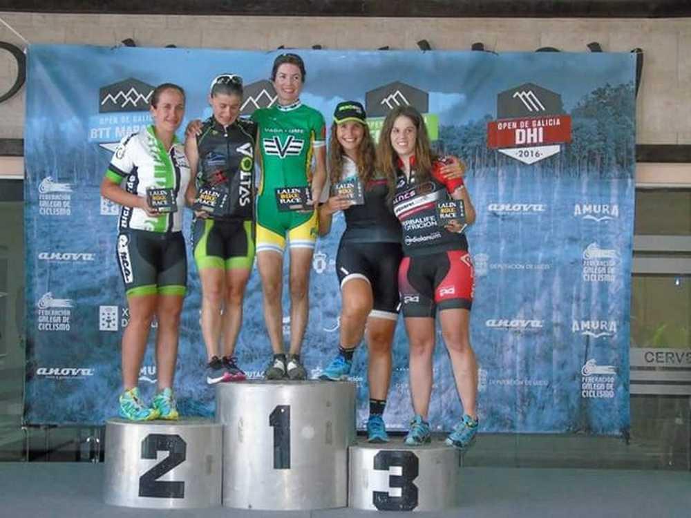Crónica Lalin Bike Race 2016 por Silvia Blanco ( Saracen Iberobike