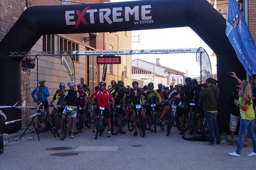 III Cumbres de Noviercas BTT - Noviercas (Soria) 10