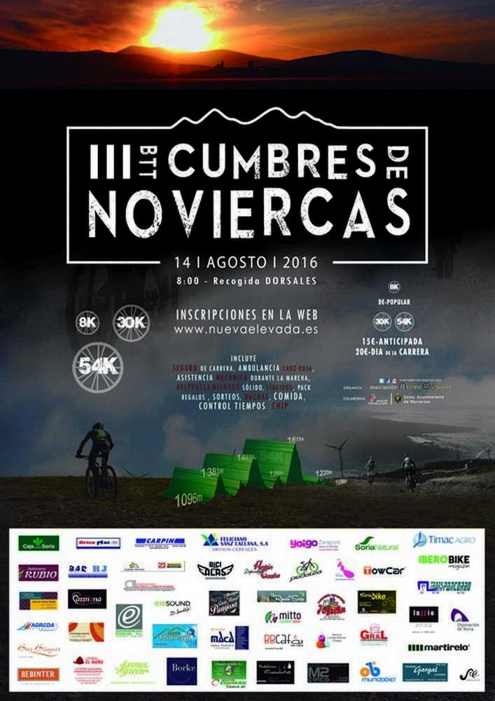 III Cumbres de Noviercas BTT - Noviercas (Soria) 2