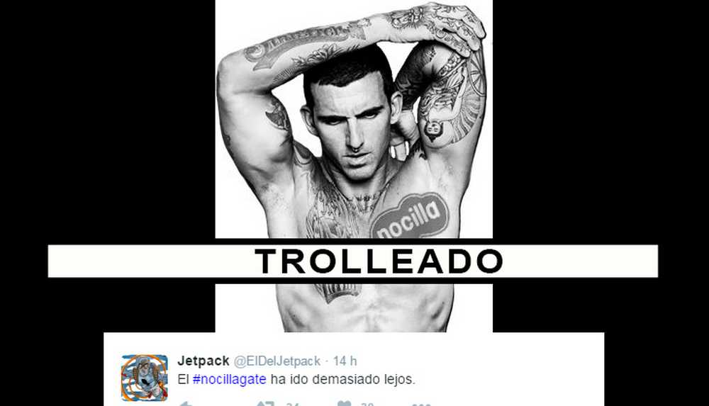 JOSEF AJRAM TROLLEADO