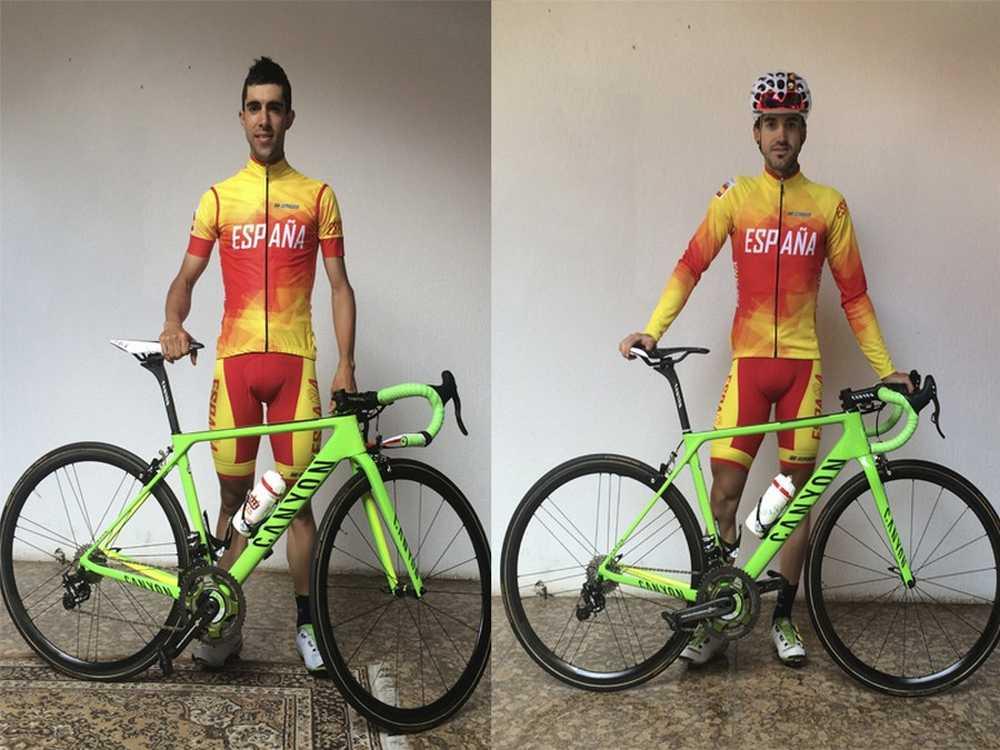 Jonathan Castroviejo y Ion Izagirre se enfrentan al crono en las Olimpiadas de Río