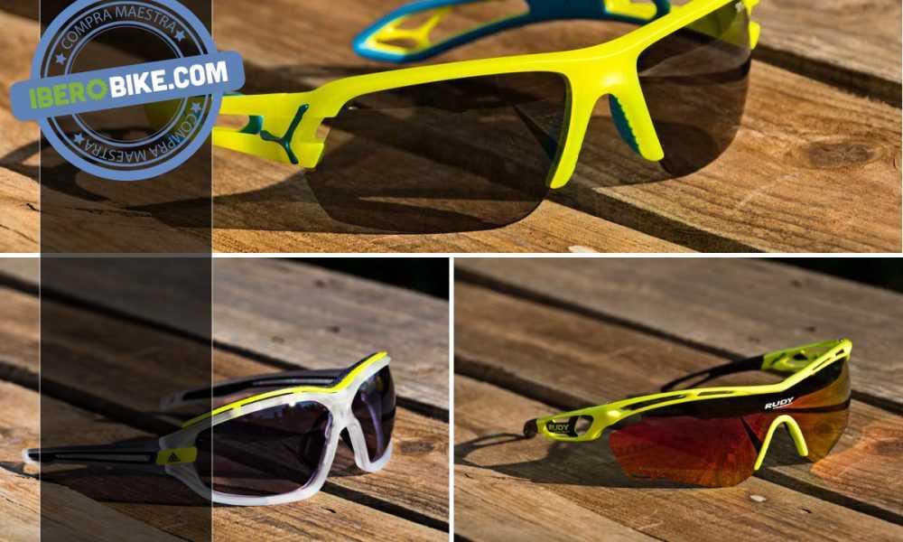 mejores gafas para montar en bicicleta