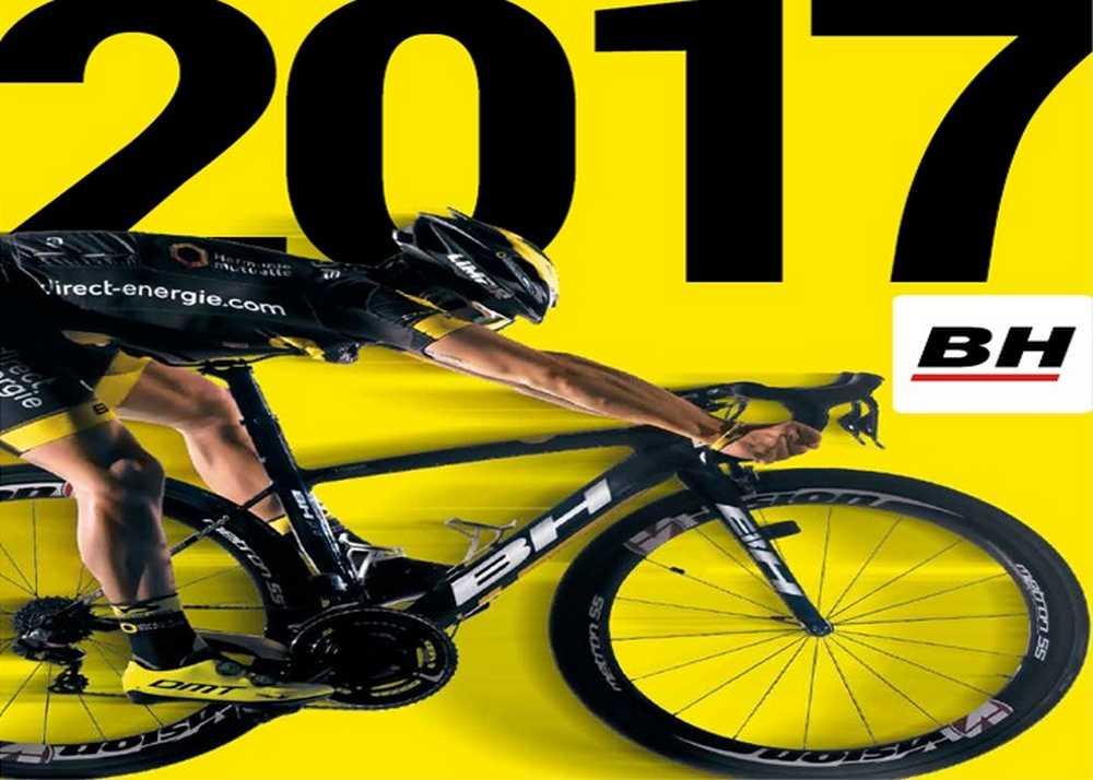 Catálogo bicicletas BH 2017