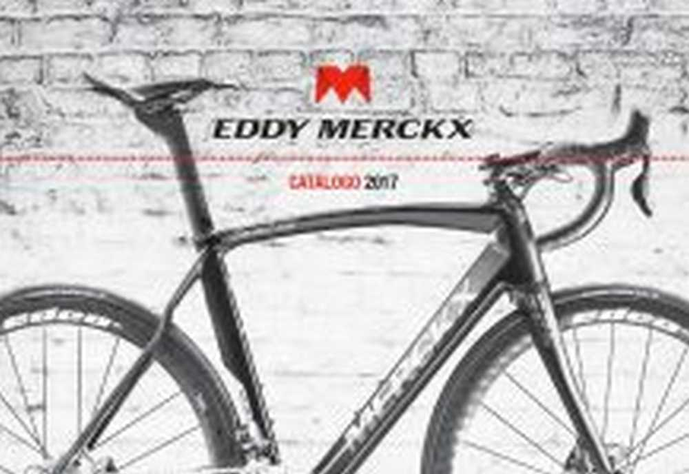 Catálogo bicicletas Eddy Merckx 2017