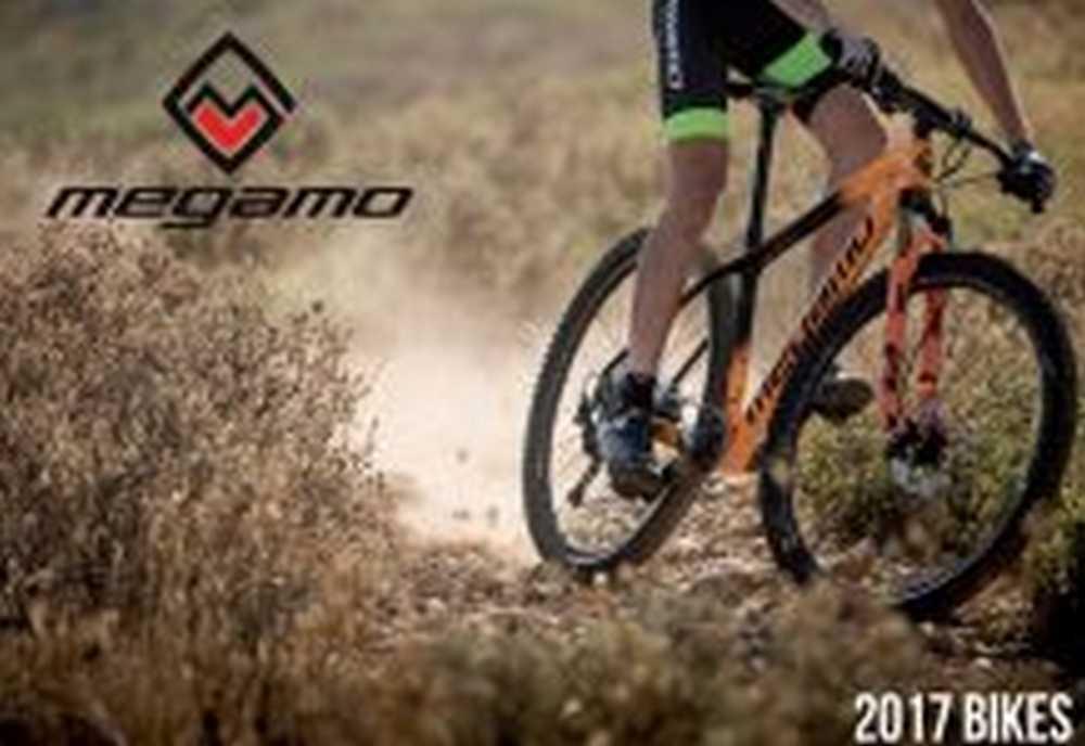 Catálogo bicicletas Megamo 2017