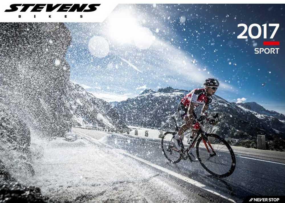 Catálogo bicicletas Stevens 2017
