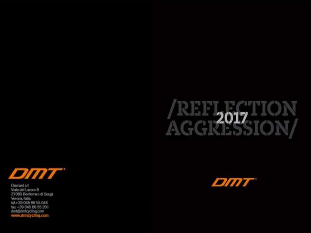 Catálogo zapatillas DMT 2017