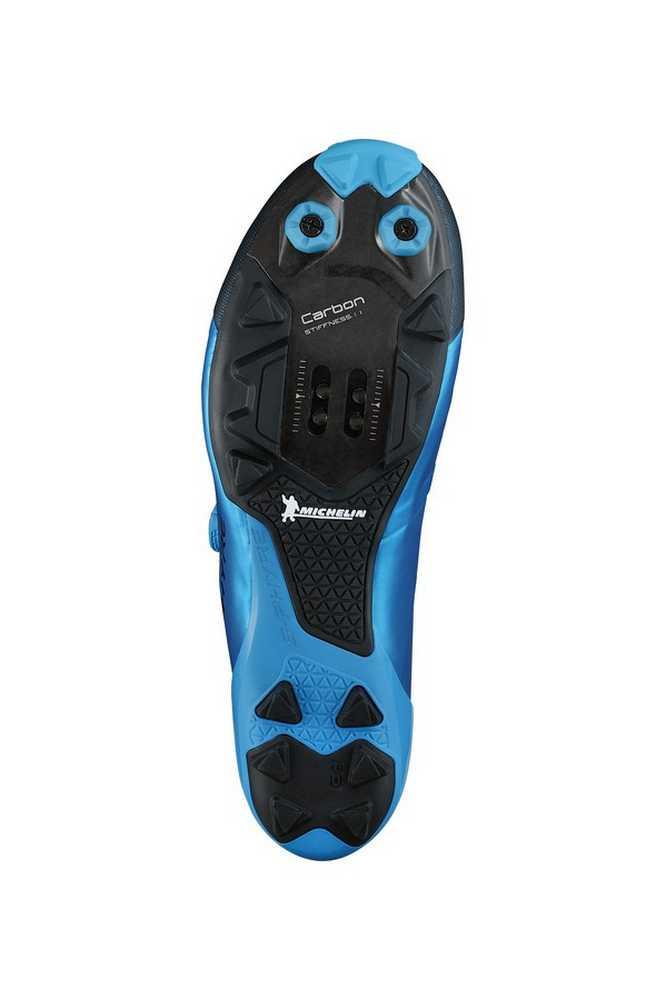 Suela Shimano S-PHYRE XC9 azul