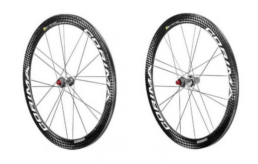 Corima actualiza sus ruedas para ciclocross