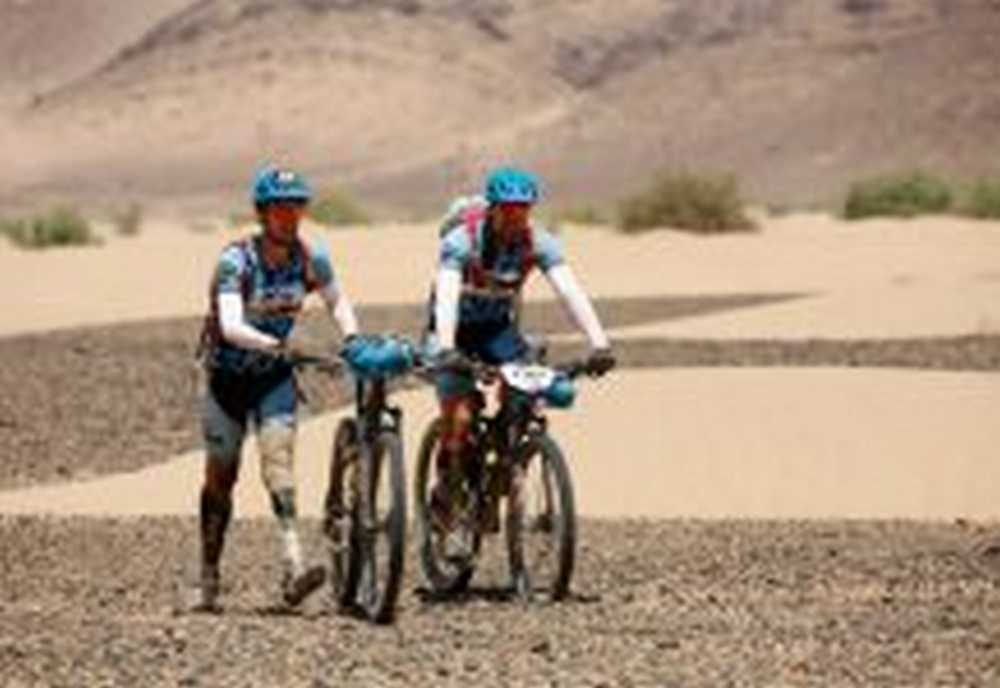 Documental: De aquí no me voy, me echan por Dani Nafría Titan Desert 2016