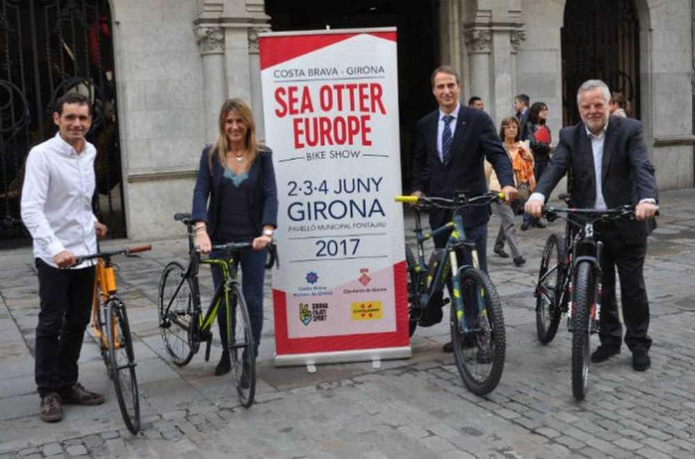 Presentado el Sea Otter Europe 2017 que llegará a Girona los días 2, 3 y 4 de junio