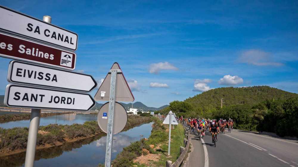 Vuelta Cicloturista a Ibiza