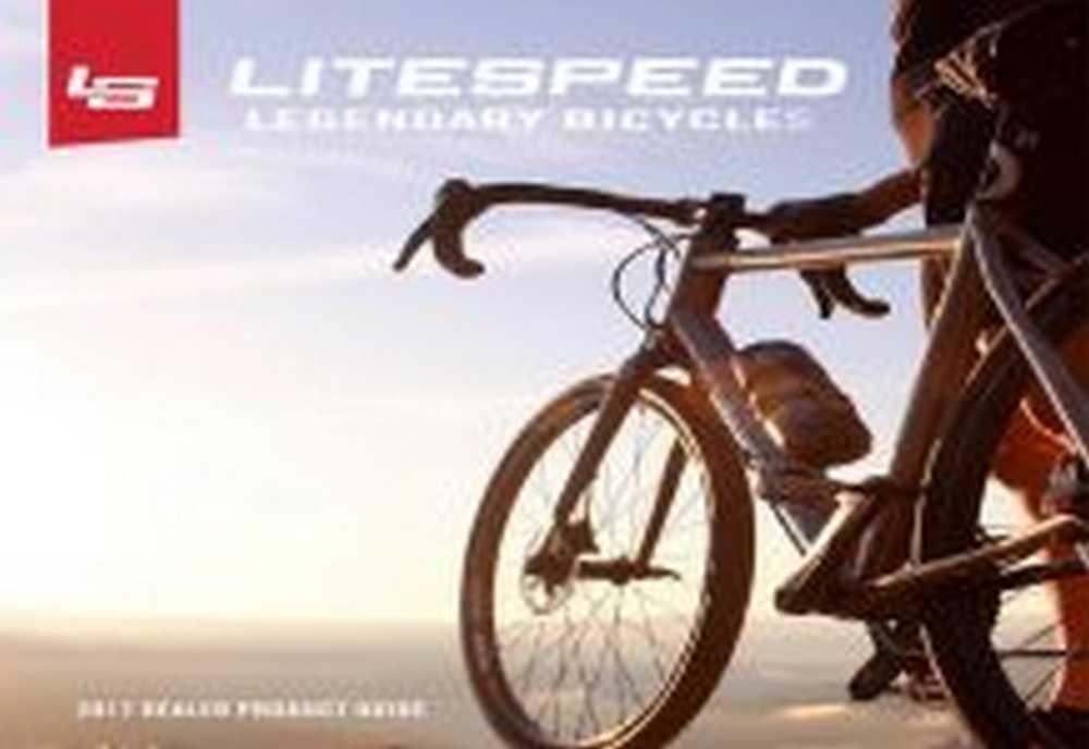 Catálogo bicicletas Litespeed 2017
