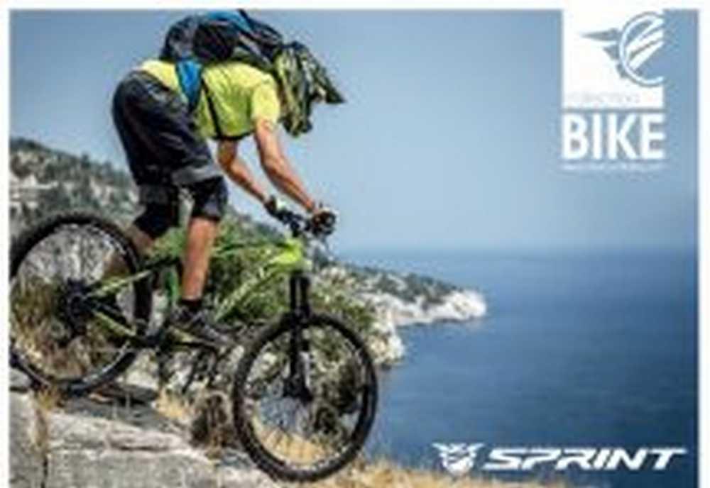 Catálogo bicicletas Sprint 2017