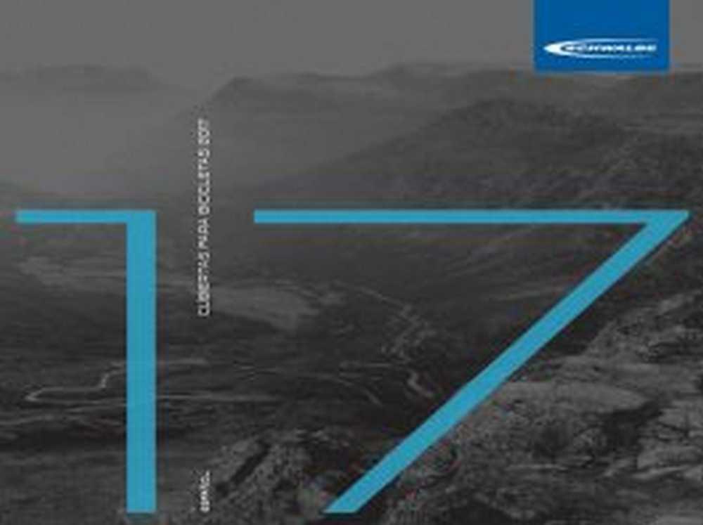 Catálogo neumáticos Schwalbe 2017