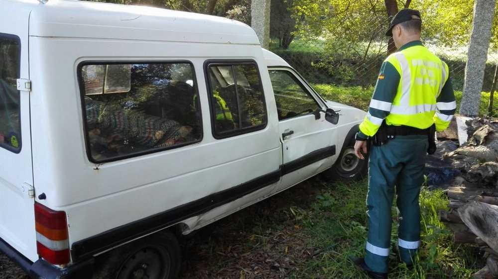 detenido conductor por atropellar a un ciclista