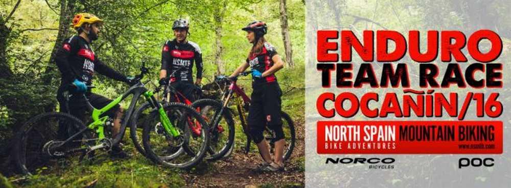 III Enduro Team Race de Cocañín