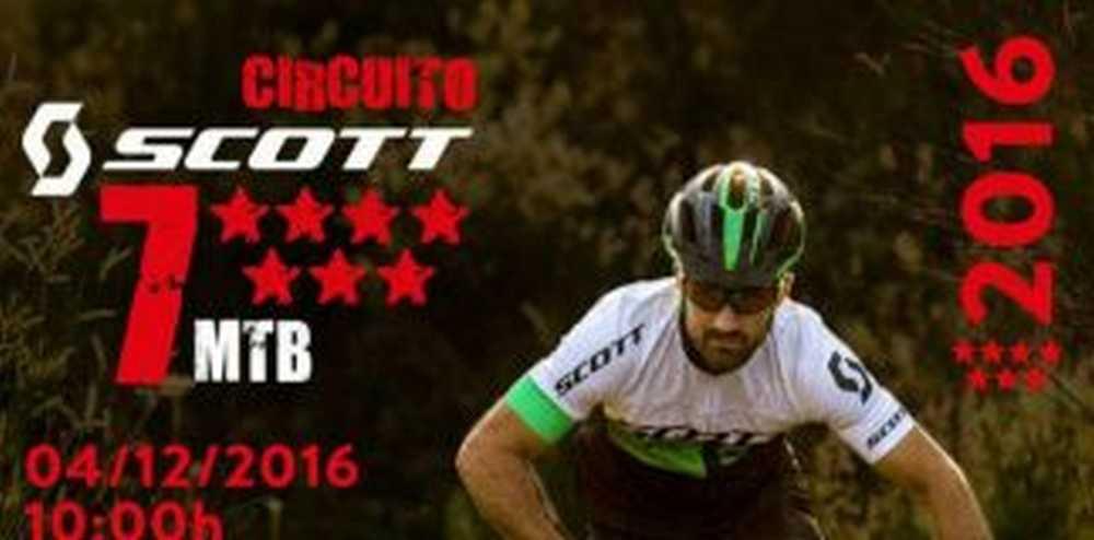 Trofeo del Pavo – G.P. Lambea. Circuito Scott 7 Estrellas MTB – Arroyomolinos (Madrid)