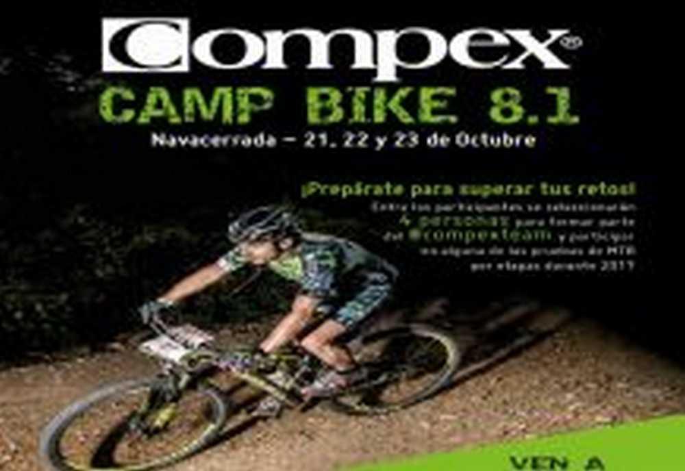 Vídeo: Compex Camp Bike 8.1 con Carlos Coloma