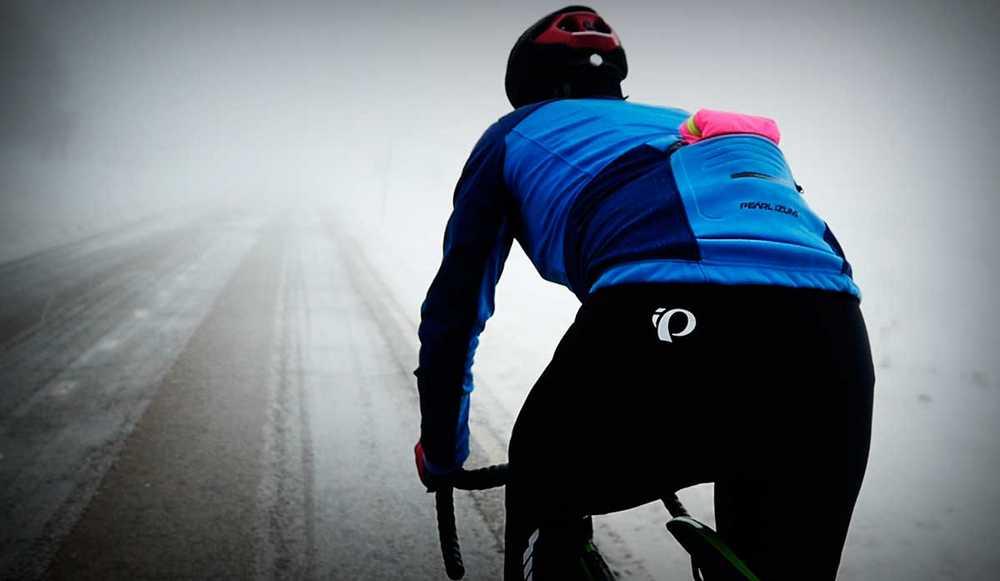equipacion ciclismo invierno pearl izumi