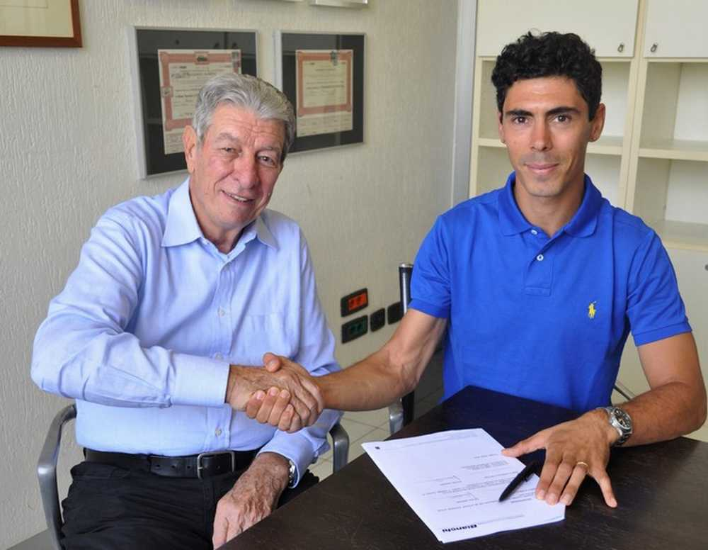 Marco Aurelio Fontana ficha por el Bianchi Team Countervail