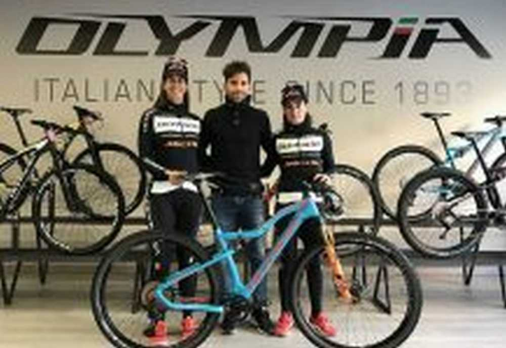 Sandra Santanyes y Mayalen Noriega correrán en el Olympia Factory Cycling Team