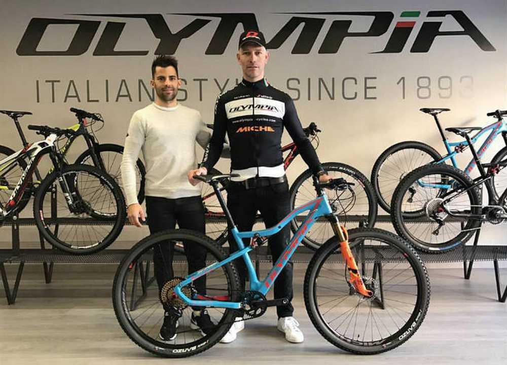 Xavi Borrás será la punta de lanza del Olympia Factory Cycling Team en pruebas XCM
