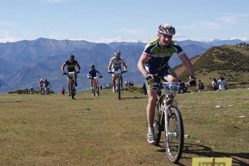 La VIII Bike Maraton Montes del Sella